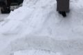 Snow Incident Airs on Social Media, Mass Losses Averted